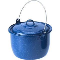 Gsi Outdoors 4.25 Quart Convex Kettle Image