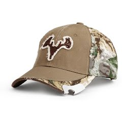 Big Sky Carvers Camo Whitetail Bottle Cap Image