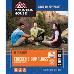 Mountain House Chicken and Dumplings (Serves 2) Image