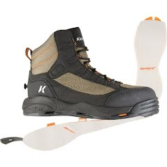 Korkers Greenback Wading Boots Image