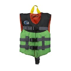 Mti Adventurewear Child Livery Type III PFD Image