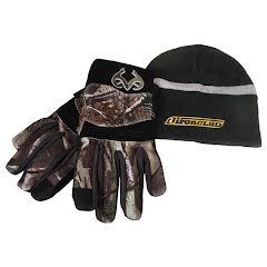 Iron Clad Cold Condition Insulated Soft Shell Gloves with Beanie