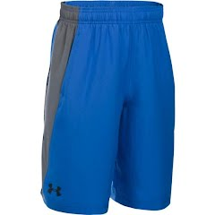 Under Armour Youth Boy`s Skill Woven Shorts Image