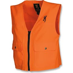 Browning Junior Safety Vest Image