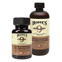Hoppe's Bench Rest 9 Copper Gun Bore Cleaner 5 oz Bottle Image