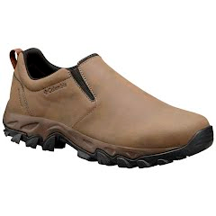 Columbia Men`s Newton Ridge Plus Waterproof Moccasins Image
