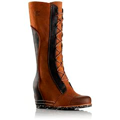 Sorel Women`s Cate the Great Wedge Boot Image