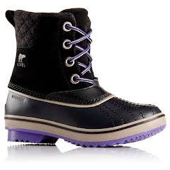 Sorel Youth Girl`s Slimpack II Lace Winter Boot Image