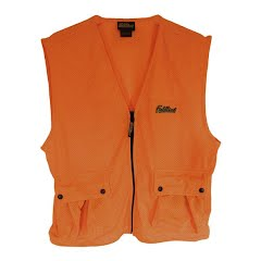 Fieldline Ventilated Blaze Orange Vest Image