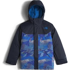 The North Face Boy`s Youth Brayden Insulated Jacket Image