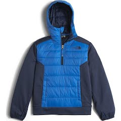The North Face Boy`s Youth Mak 1/4 Zip Hoodie Image