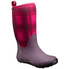 Columbia Women`s Snowpow Tall Print Omni-Heat Winter Boot Image