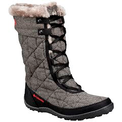 Columbia Women`s Minx Mid II Omni-Heat Wool Winter Boot Image