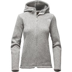 The North Face Women`s Crescent Full Zip Hoodie Image
