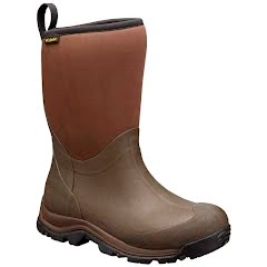 Columbia Men`s Bugaboot Neo Mid Omni-Heat Winter Boot Image