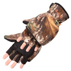 Manzella Womens Bowhunter Convertible Glove Image