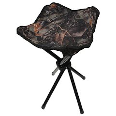 World Famous Camo Stool