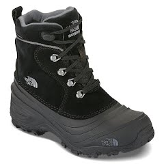 The North Face Youth Boy`s Chilkat Lace II Winter Boot Image