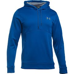 Under Armour Men`s Armour Fleece Storm Icon Hoodie Image