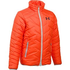 Under Armour Mountain Youth Boy`s ColdGear Reactor Jacket Image