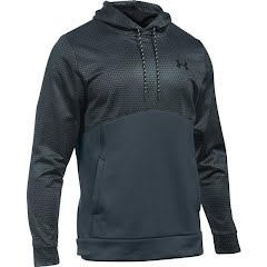 Under Armour Mountain Men`s UA Storm Icon Patterned Hoodie Image