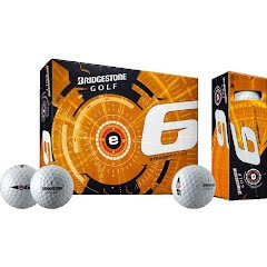 Bridgestone e6 Golf Balls (12 Pack) Image