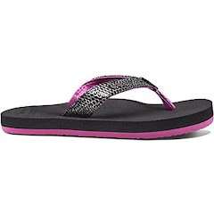 Reef Girl`s Youth Little Cushon Sassy Sandals Image