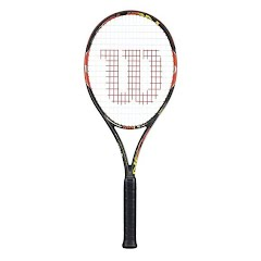 Wilson Burn 100LS Tennis Racket Image
