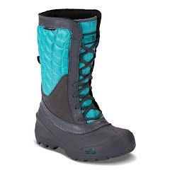 The North Face Youth Girl`s Thermoball Shellista Winter Boot Image