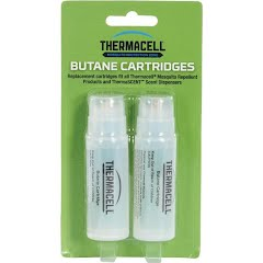 Thermacell Butane Replacement Cartridges (2 Pack) Image