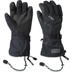 Outdoor Research Men`s HighCamp Gloves Image