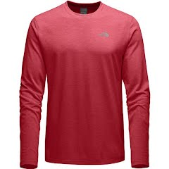 The North Face Men`s Long Sleeve Crag Crew Image