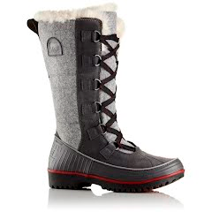 Sorel Women`s Tivoli High II Felt Winter Boot Image