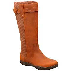 Columbia Women`s Lisa Waterproof Leather Tall Boot Image