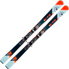Rossignol Experience 80 HD / Xpress 11 Ski and Binding System Image