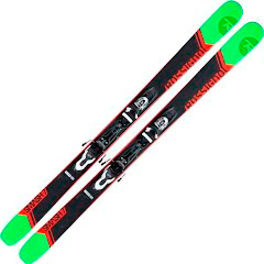 Rossignol Smash 7 / Xpress 11 Ski and Binding System Image