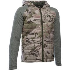 Under Armour Youth Boy`s UA Camo Hybrid Jacket Image