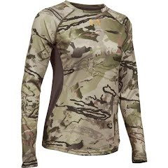 Under Armour Women`s Scent Control Tech Long Sleeve Image