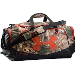 Under Armour UA Storm Camo Undeniable Duffle Image