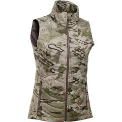 Under Armour Women`s UA Frost Puffer Vest Image