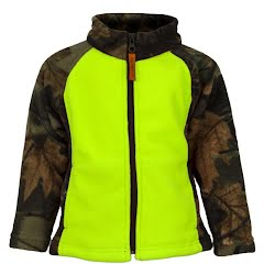 Trail Crest Youth Toddler Outdoor Jiffy Jacket