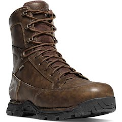 Danner Men's Pronghorn 8 Inch Brown All-Leather 400G Boot Image