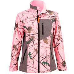 Trail Crest Women`s Custom XRG Soft Shell Jacket Image