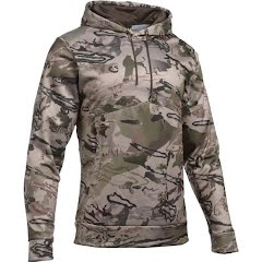 Under Armour Men`s UA Storm Armour Fleece Camo Hoodie Image