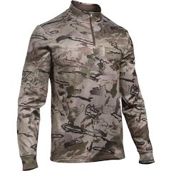 Under Armour Men`s UA Storm Icon Camo 1/4 Zip Image