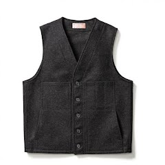Filson Men`s Mackinaw Wool Vest Image