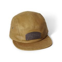 Filson Tin Cloth 5-Panel Cap Image