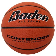 Baden Sports Contender Indoor/Outdoor Composite Basketball Image