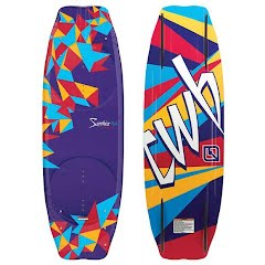Sports Specialists CWB Women`s Sapphire and Ember Wakeboard and Binding Combo (2013) Image