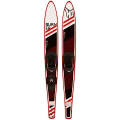 Ho Sports Burner Waterski and Binding Combo Image